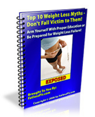 Pay for Weight Loss Myths (MRR)