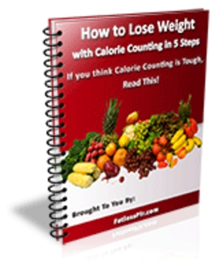 Pay for How to Lose Weight with Calorie Counting in 5 Steps (MRR)