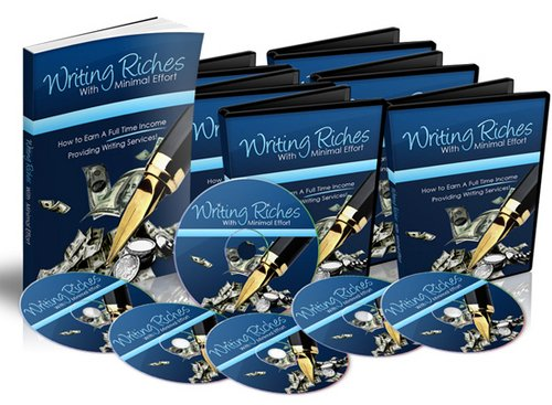 Pay for Writing Riches with Minimal Effort   eBook and Video Series (MRR) .rar