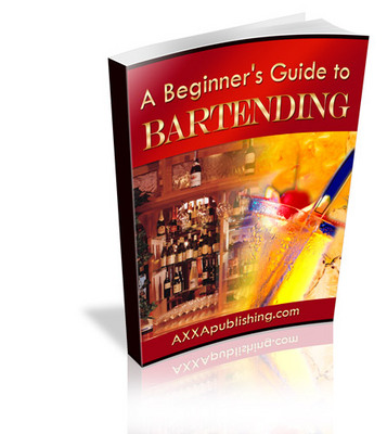 Pay for A Beginners Guide to Bartending (PLR)