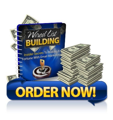 Pay for Wired List Building (PLR)