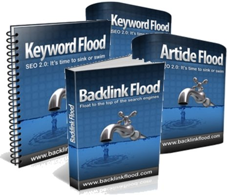 Pay for Backlink Flood eBook and Software (MRR)