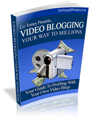 Pay for NEW 2010 Video Blogging Your Way to Millions (MRR)