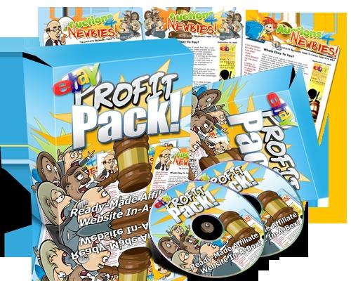 Pay for eBay Profit Pack  (MRR).rar