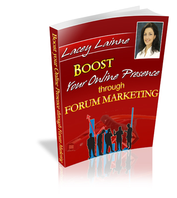 Pay for Boost Your Online Presence Through Forum Marketing (MRR)