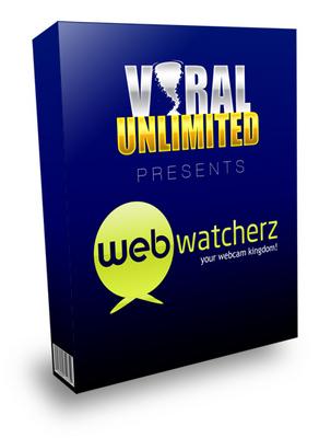 Pay for WebWatcherz Your Webcam Kingdom (MRR)