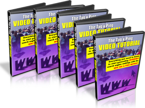 Pay for Tag and Ping Video Tutorial .rar