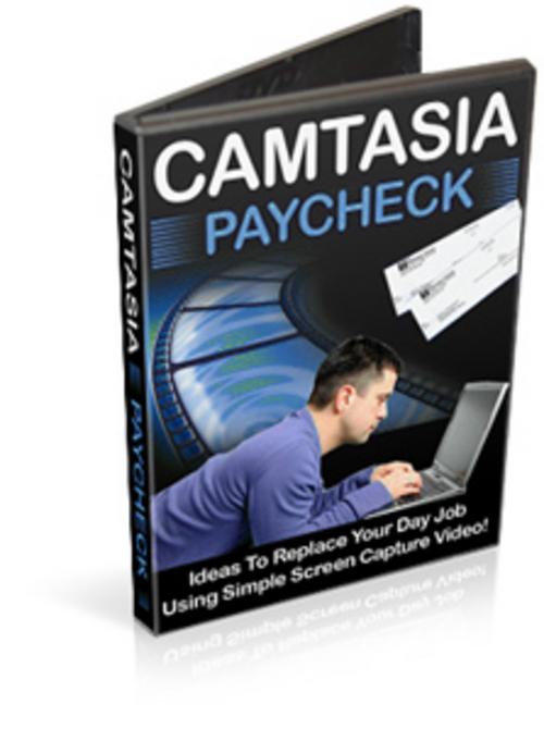 Pay for Camtasia Paycheck - Video Tutorials .rar