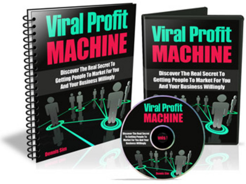 Pay for Viral Profit Machine Audio Book (MRR) .zipx