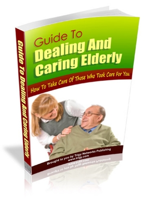 Pay for Guide To Dealing And Caring Elderly