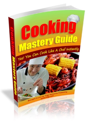 Pay for Cooking Mastery Guide (MRR)