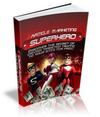 Pay for Article Marketing Superhero (MRR)