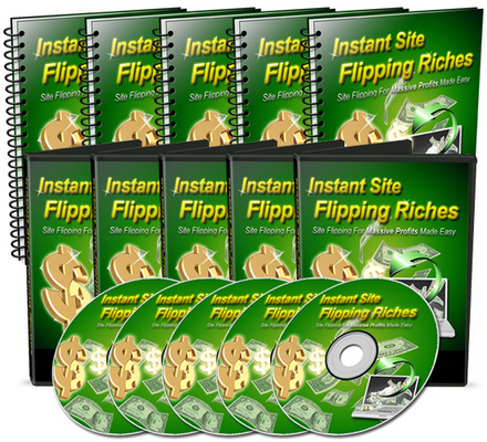 Pay for NEW 2010 Instant Site Flipping Secrets - Videos and Audios