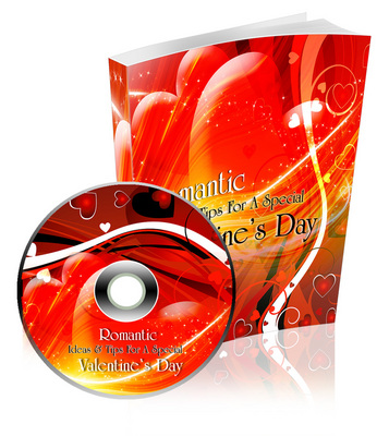 Pay for Romantic Ideas and Tips for Valentines Day - eBook and Audio (MRR)