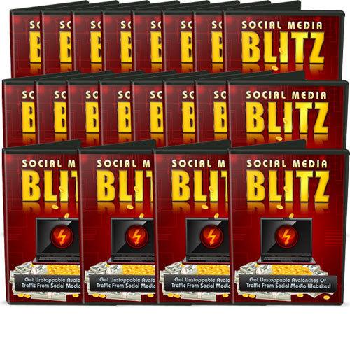 Pay for Social Media Blitz   Video Series 2010  (MRR).rar