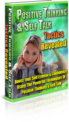 Pay for Positive Thinking and Self Talk (PLR)