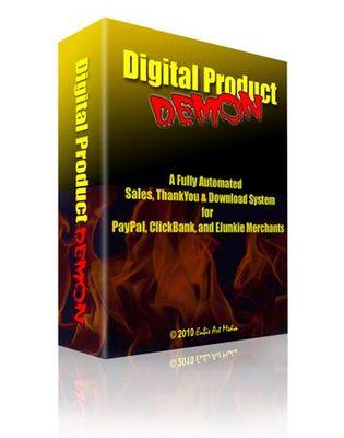 Pay for Digital Product Demon Wordpress Plugin