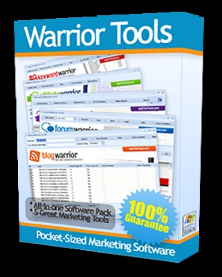 Pay for Marketing Warriors Software Tools