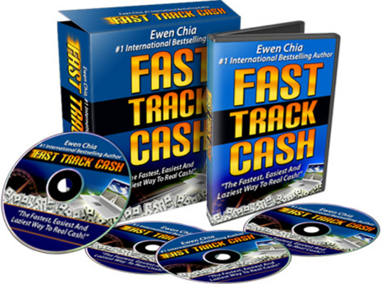 Pay for Fast Track Cash - eBook and Video Series With (MRR)