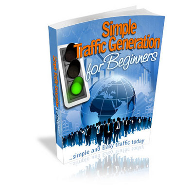 Pay for Simple Traffic Generation for Beginners with (MRR)