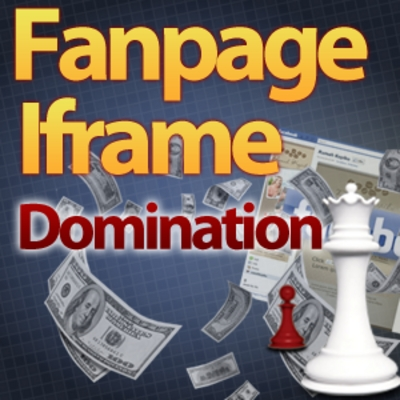 Pay for Fanpage Iframe Domination With (MRR)