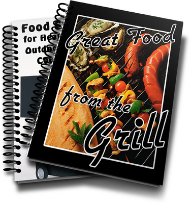 Pay for Great Food From the Grill