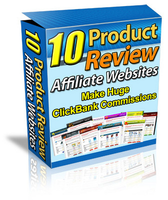Pay for 10 Product Review Websites With (MRR)