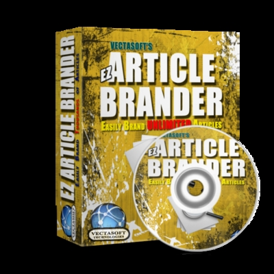 Pay for EZ Article Brander With (MRR)