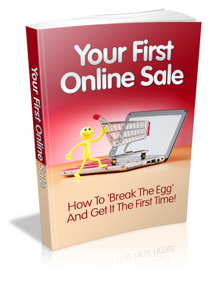 Pay for Your First Online Sale With (MRR)(GR)