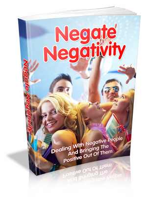 Pay for Negate Negativity with (MRR)(GR)
