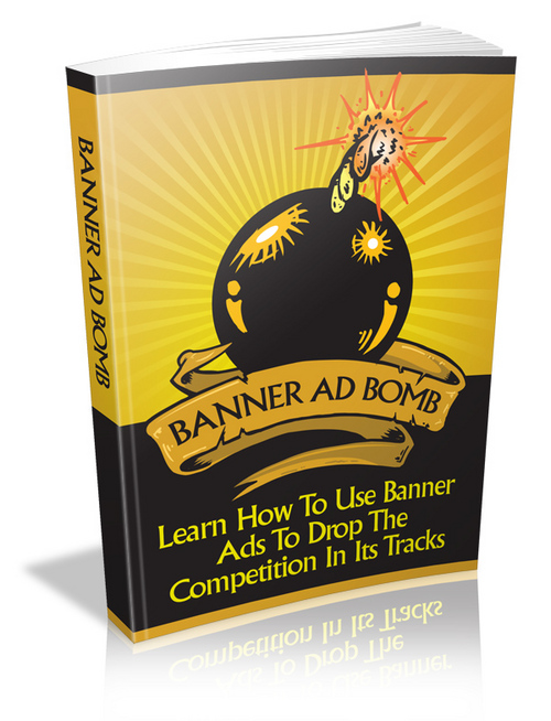 Pay for Banner Ad Bomb with (MRR)(GR)