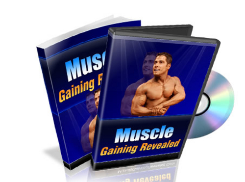Pay for Muscle Gaining Revealed with (MRR)