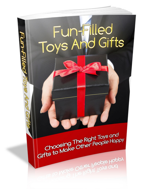 Pay for Fun-Filled Toys And Gifts with (MRR)