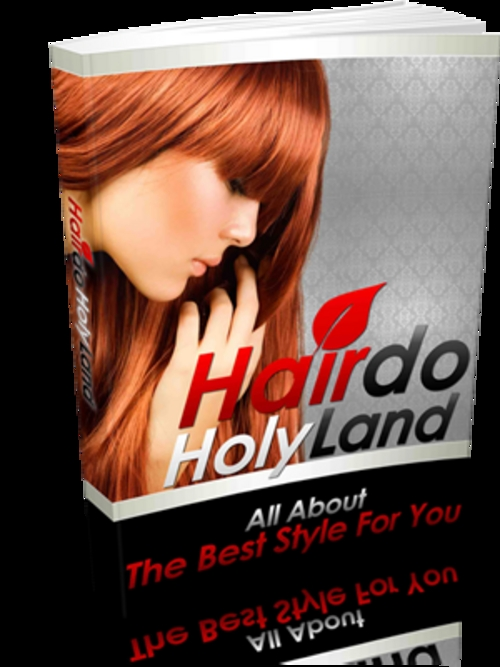 Pay for Hairdo Holy Land with (MRR)