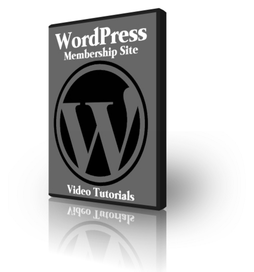 Pay for Wordpress Membership Site Tutorials with (PLR)
