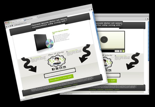 Pay for 5 PLR Squeeze Pages with (PLR)