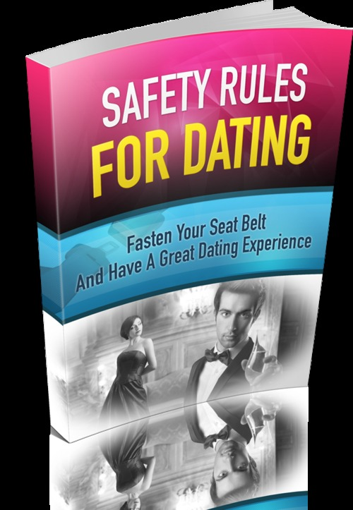 Rules for online dating safety