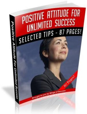 Pay for Positive Attitude For Unlimited Success (MRR)