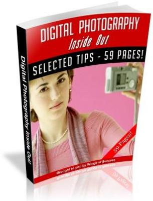 Pay for Digital Photography Inside Out (MRR)