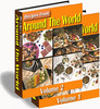 Thumbnail Recipes From Around The World Vol 1 & 2 + Resell Rights
