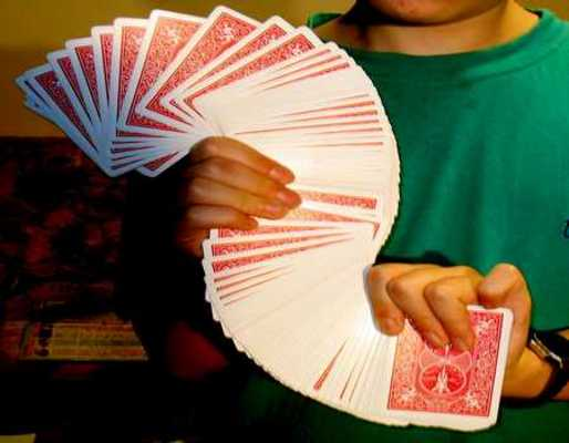 Awesome card tricks