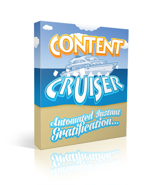 Pay for Content Cruiser Plugin