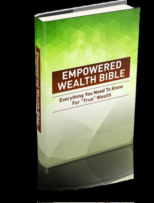 Pay for Empowered Wealth Bible with (MRR)