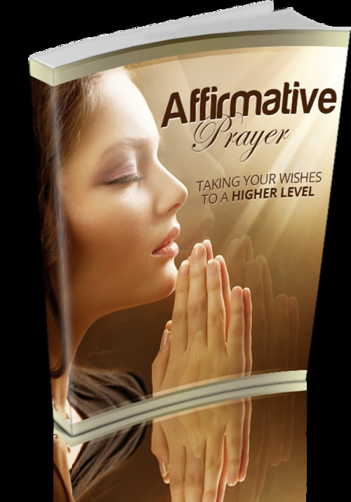 Pay for Affirmative Prayer With (MRR)