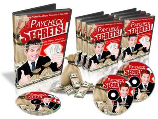 Pay for CB Paycheck Secrets!  MRR