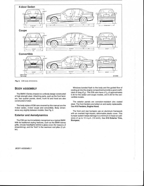 Pay for BMW 3 series service manual