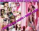 Thumbnail MEGA MAC 1100 FACE CHART BUNDLE + VIDEOS! BONUSES!