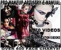 Thumbnail 800 MAC FACE CHART + BIBLE MAKEUP ARTIST MANUAL 70 VIDEOS!