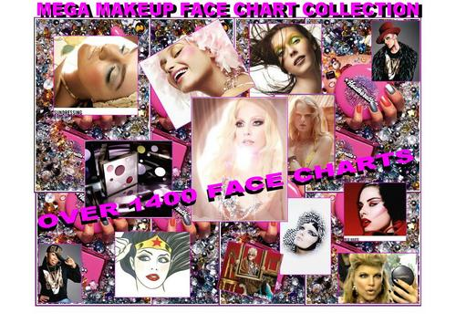 Pay for MAC URBAN DECAY STILA 1400 FACE CHART COLLECTION