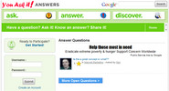 Thumbnail Turnkey Questions and Answers Site
